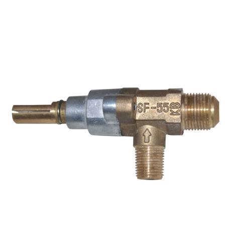 Gas tap valves